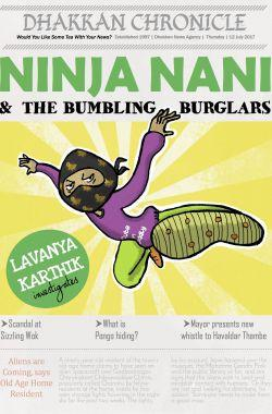 Ninja Nani & the bumbling burglars