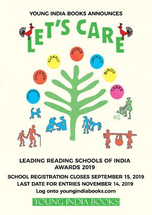 LET'S CARE LRSIA THEME FOR 2019 THANK YOU schools for registering. We now look forward to your students' submissions on what aspect of Caring excites them. Please advice them to select a book from the Recommended Reading List, read the Guidelines for Participation carefully and then submit their entry in the Student Submission Form